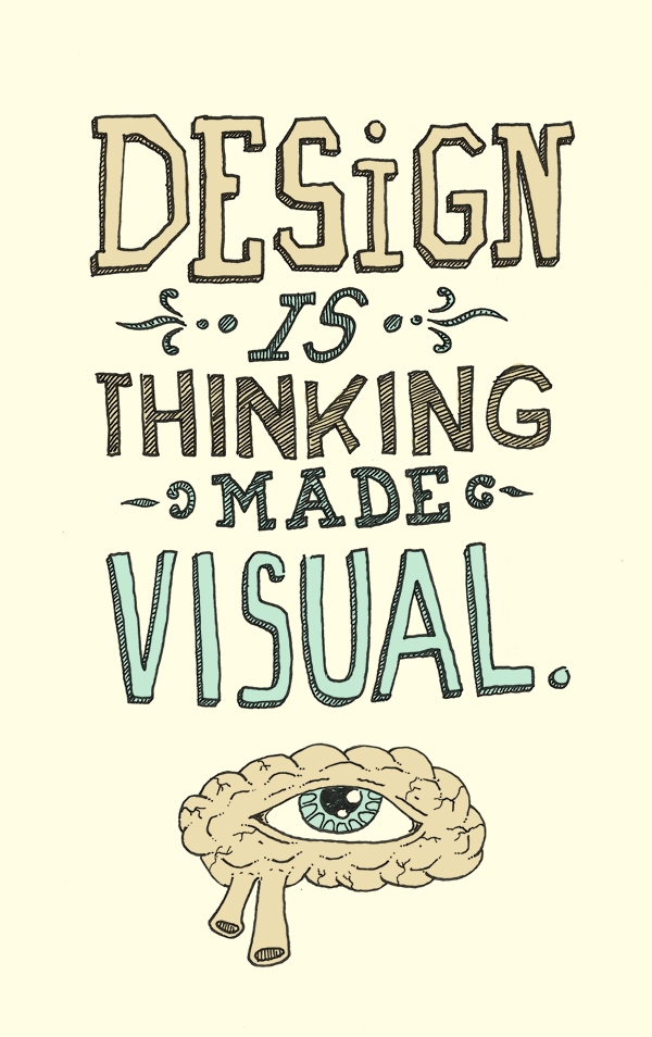Design is Thinking Made Visual 2