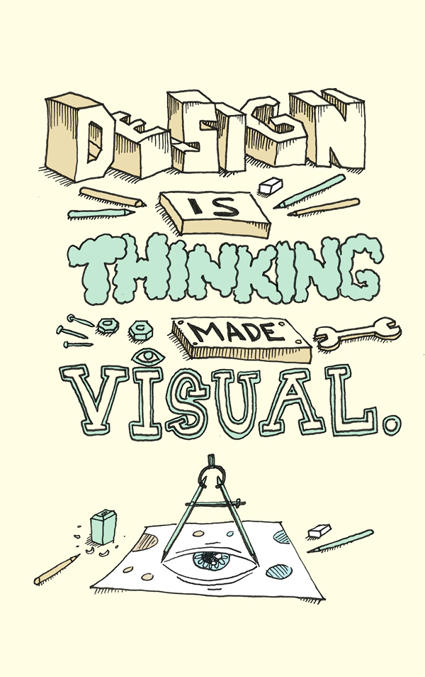 Design is Thinking Made Visual 1