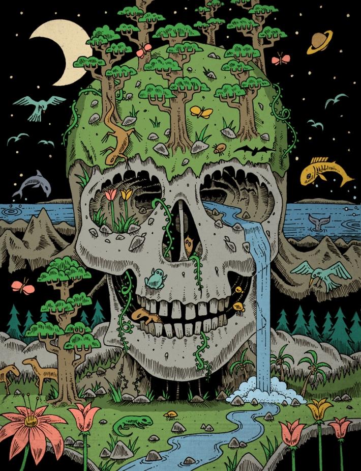 Skull of Life