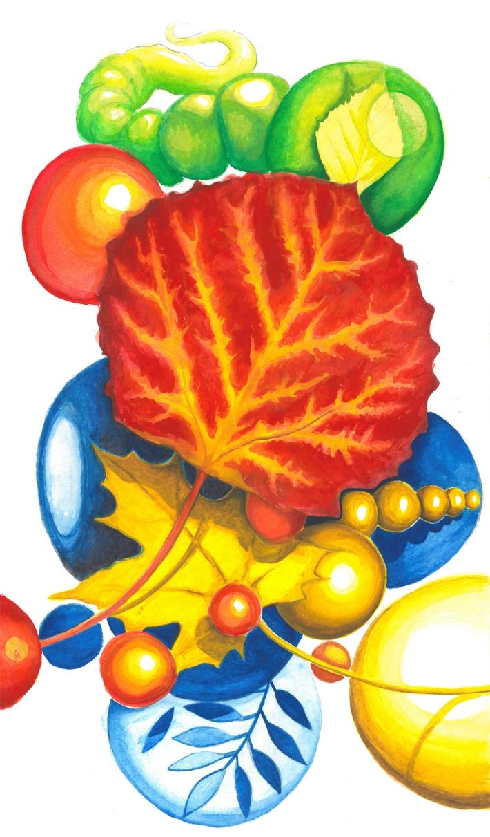 Leaves_spheres