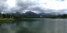 Saw the Tatra Mountains