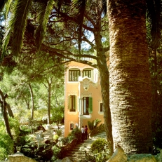 Parc Guell / Gaudi's house