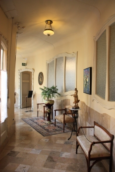 La Pedrera / Casa Mila / interior