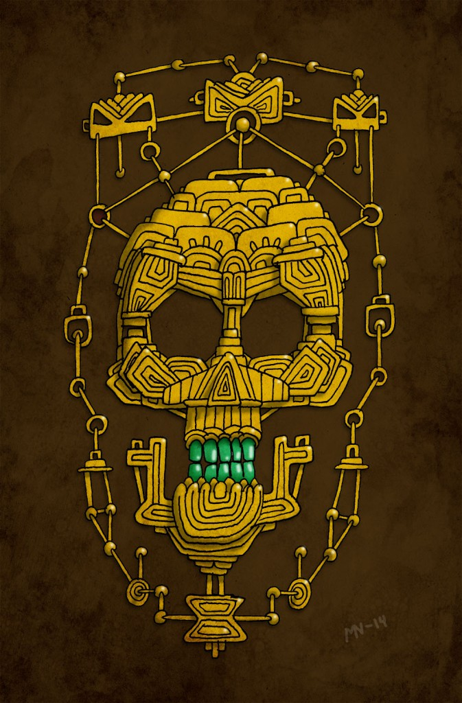 Aztec_Skull_colour
