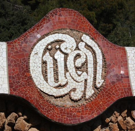 Went to Park Guell, Barcelona.