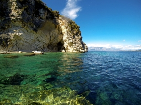 Went snorkelling here too. :)