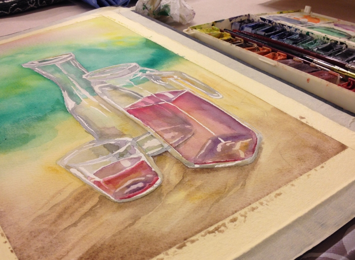watercolour_jars_and_glass2