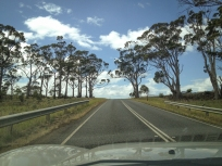 Road trip to Eastern Tasmania.