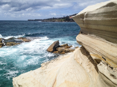Cool cliffs near Gordon's Bay, Sydney