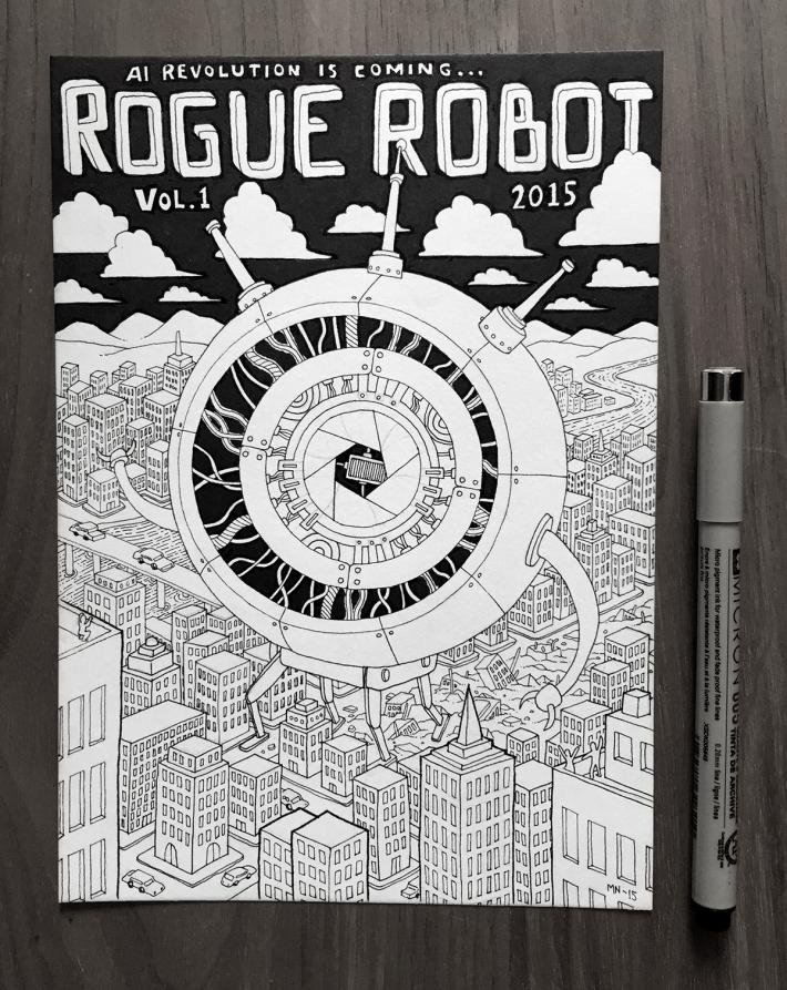 rogue_robot_bw_pic