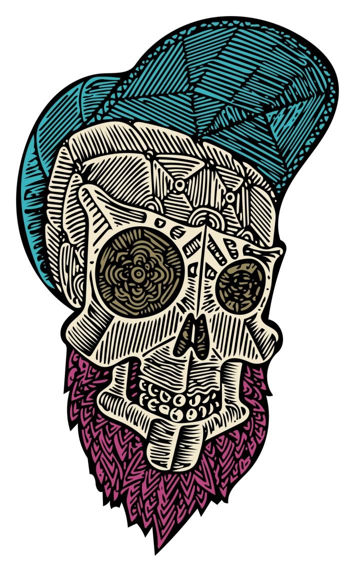 Bearded_skull