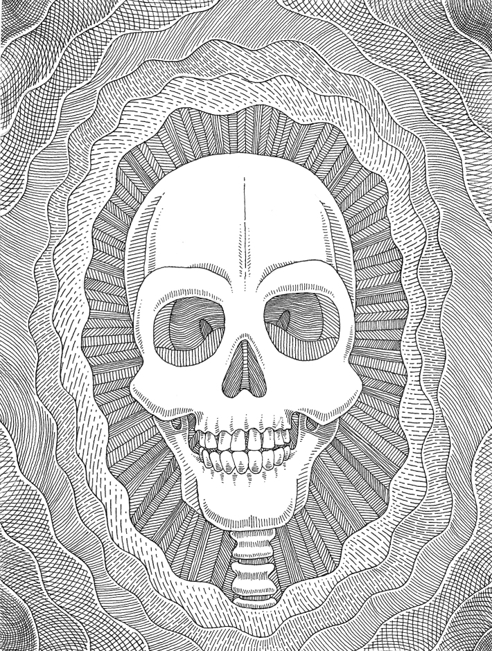 skull_in_the_clouds_BW